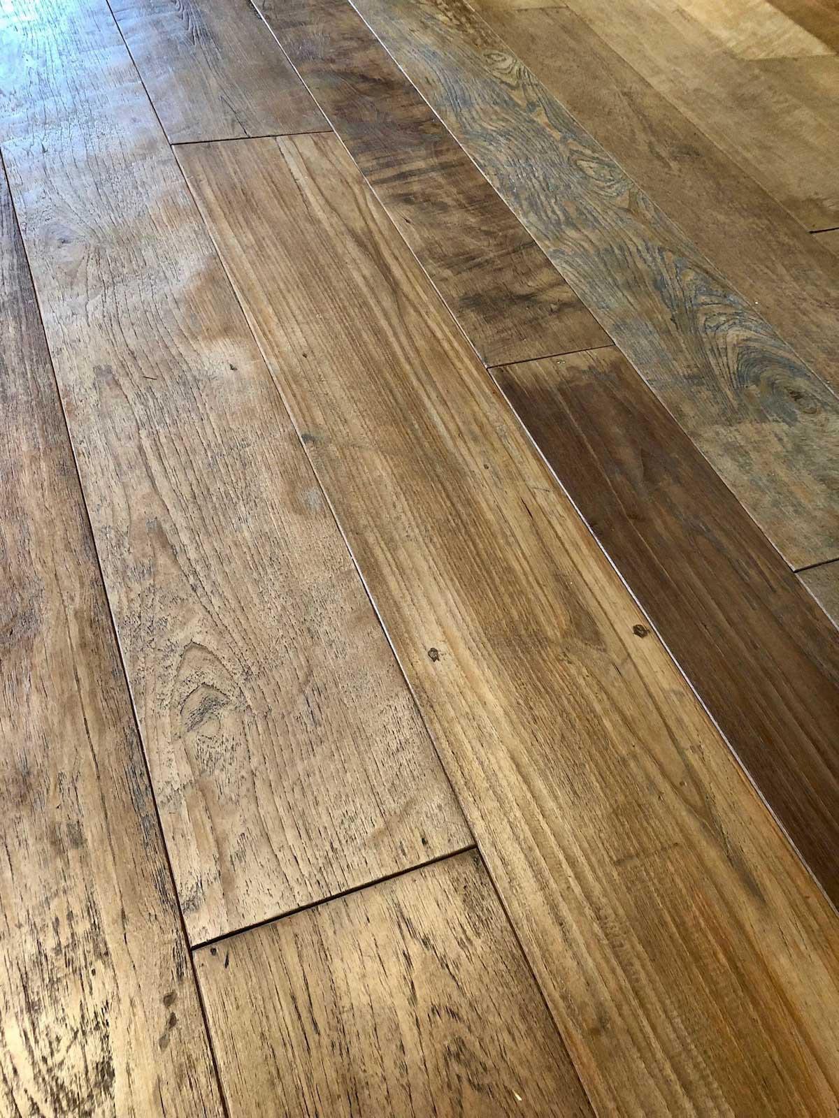 clasico - Reclaimed Teak Flooring