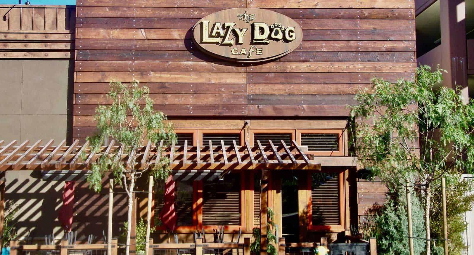 Lazy Dog Cafe Temecula