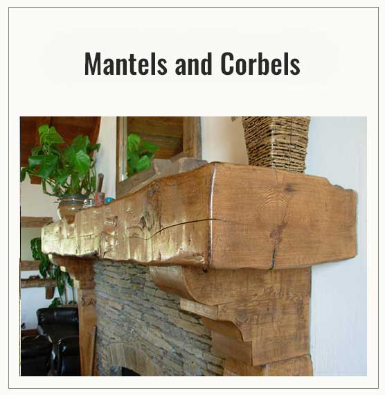 Mantels And Corbels