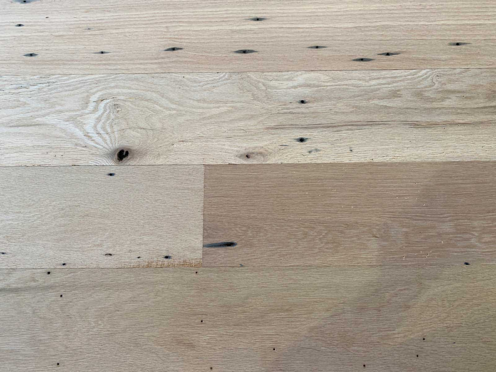 Surfaced Barn Oak Flooring
