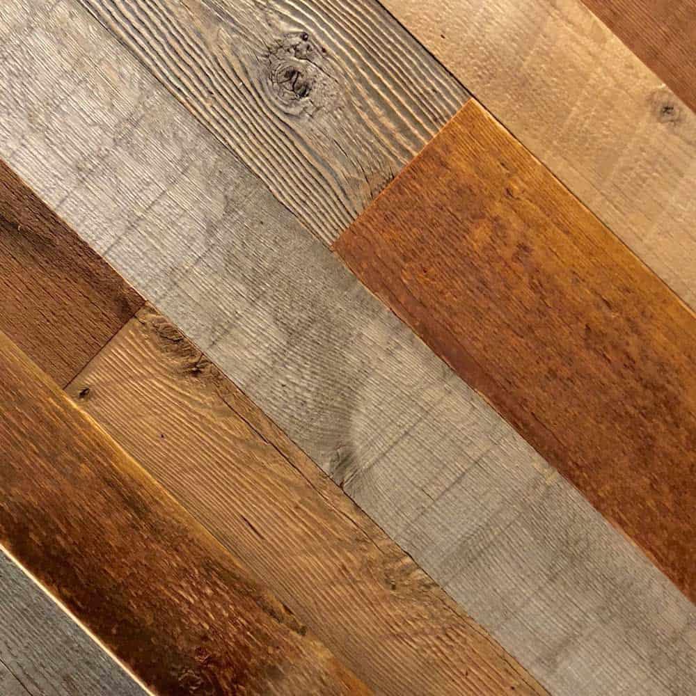 Discount Reclaimed Wood Mixed Species 1