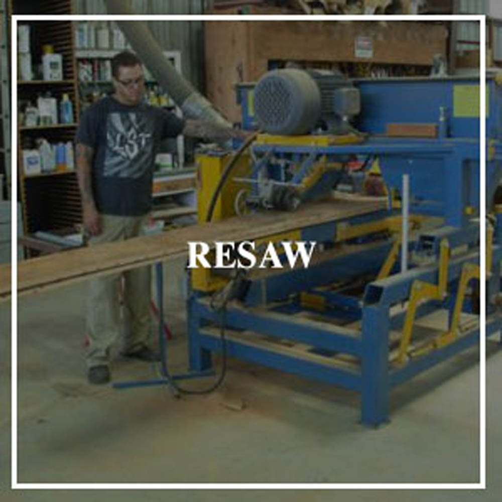 Services Resaw