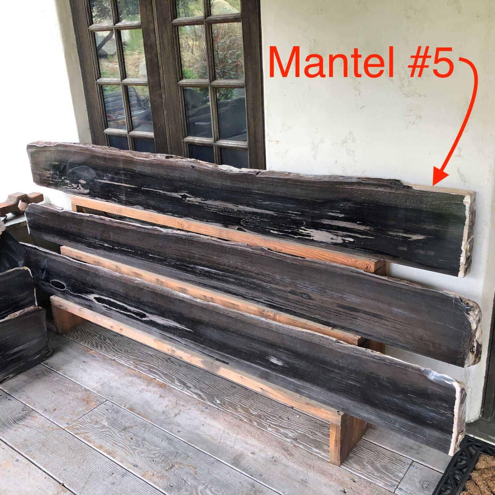 Petrified Mantel 5