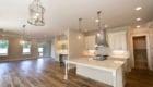 Semi Surfaced Barn Oak Flooring Loba Finish 140x80