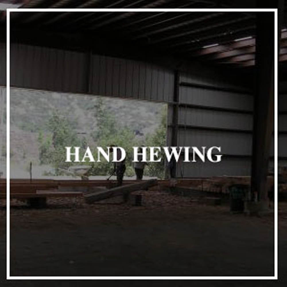 Services Handhewing