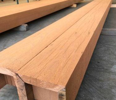 Resawn Redwood Box Beams 375x325 1