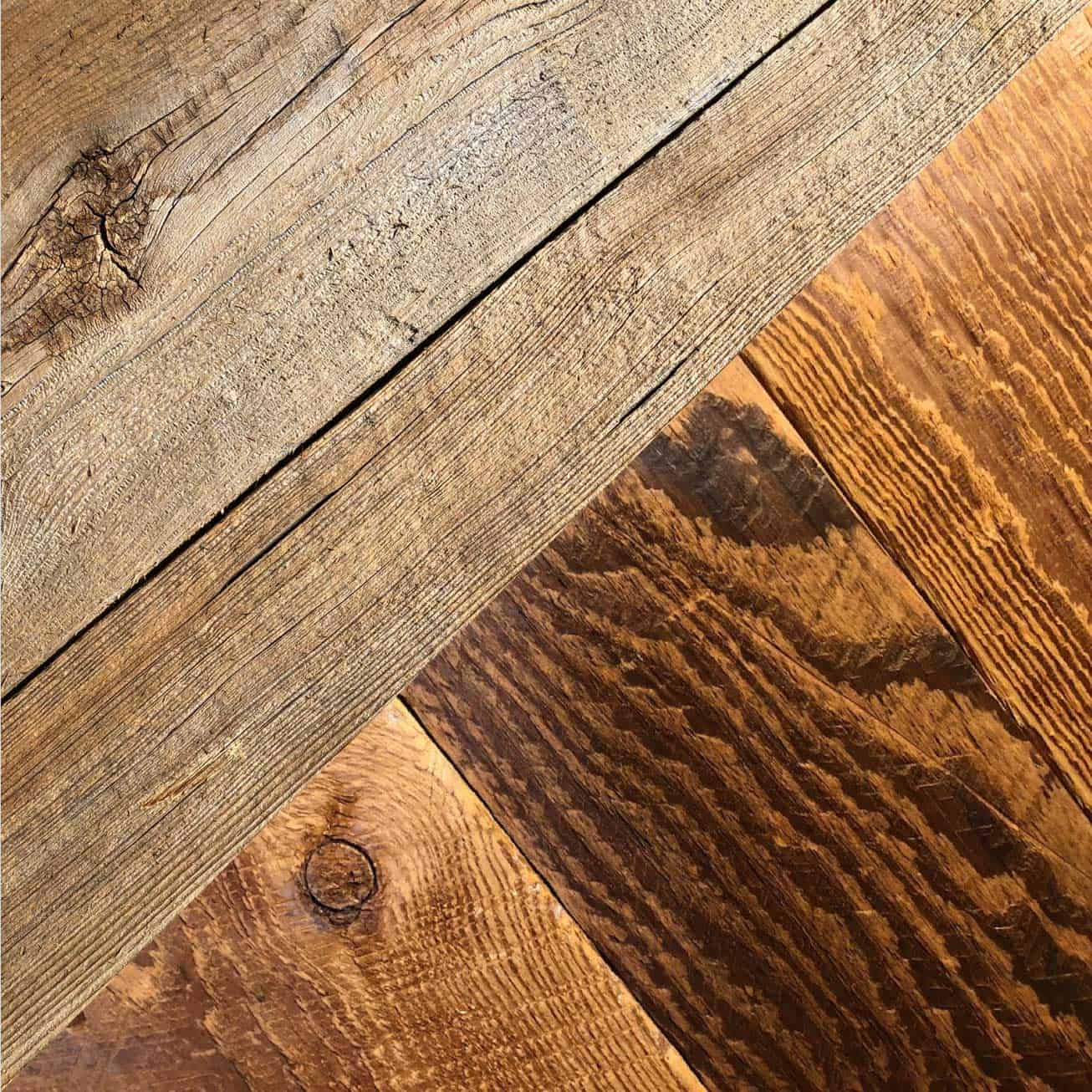 Discount reclaimed wood mix - Specials