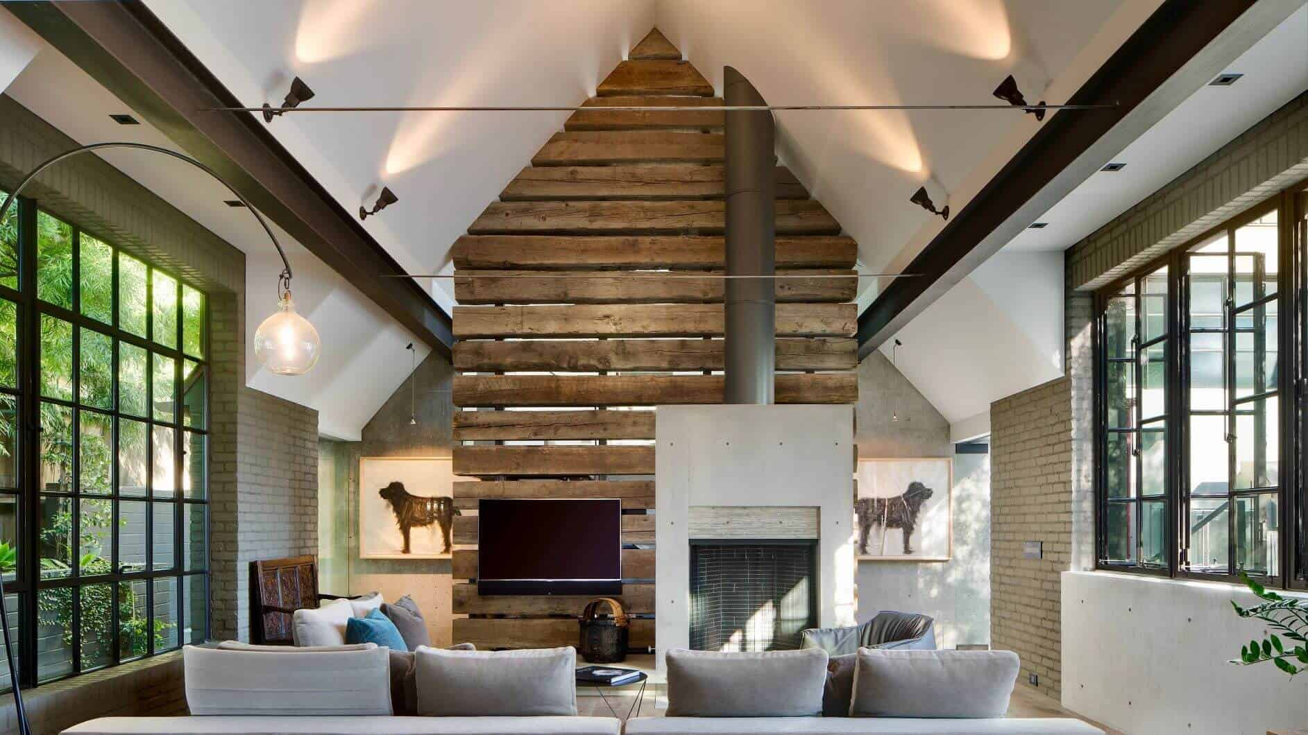 M5A9367 1 - Reclaimed Faux Beams vs. Solid Beams - Which ones are right for your job?