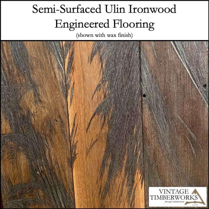 SS Ulin Flooring - Ulin Ironwood