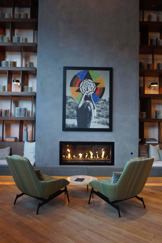 classico patina hotel - Reclaimed Teak Flooring
