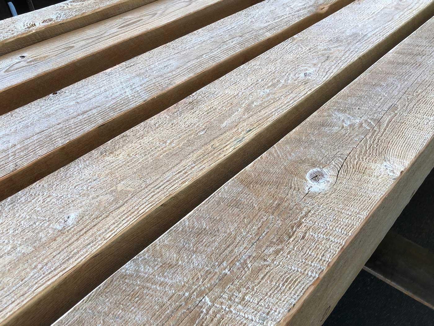 driftwood box beam texture - Box Beam Fabrication