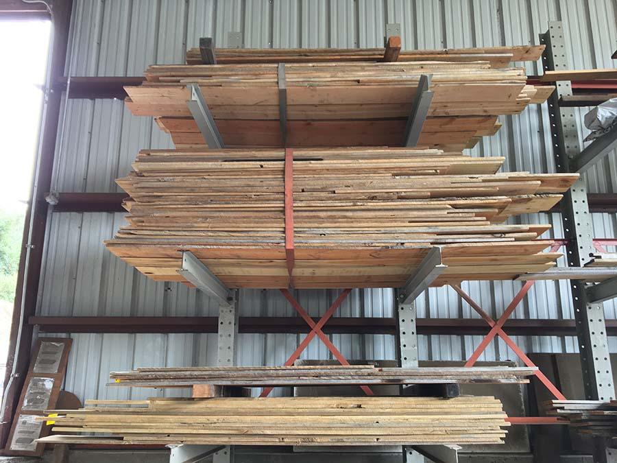 driftwood gray board planking 06 - Reclaimed Planking Gray Board