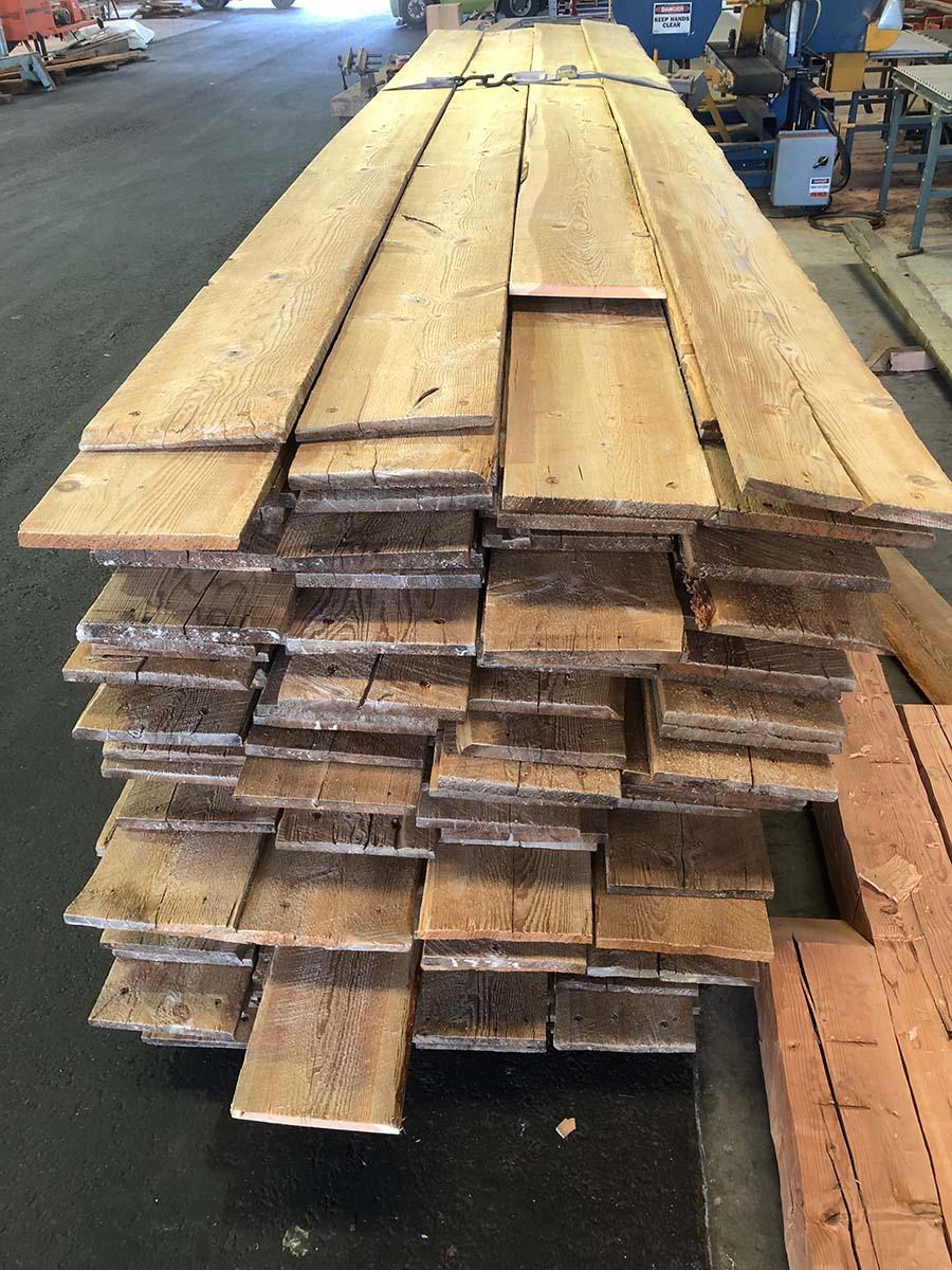 driftwood gray board planking 09 - Reclaimed Planking Gray Board