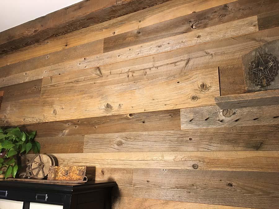 driftwood gray board planking 15 - Reclaimed Planking Gray Board