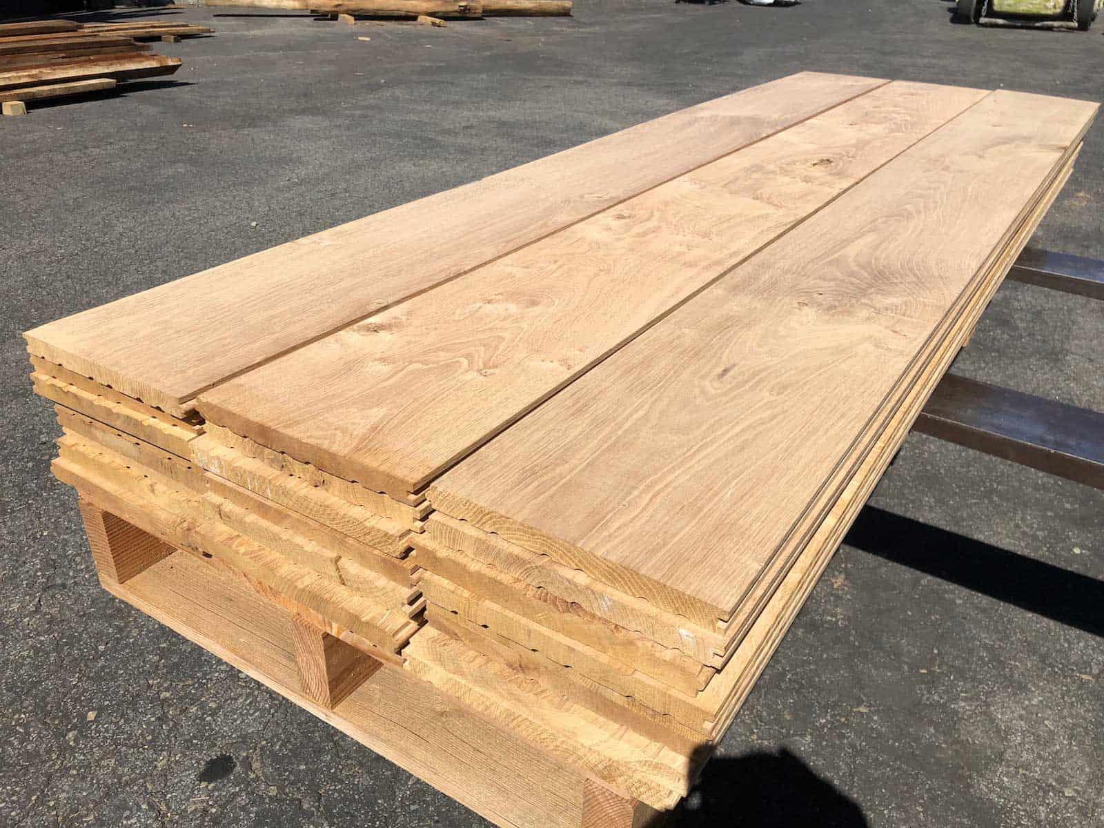 french oak flooring - Exotic Hardwoods