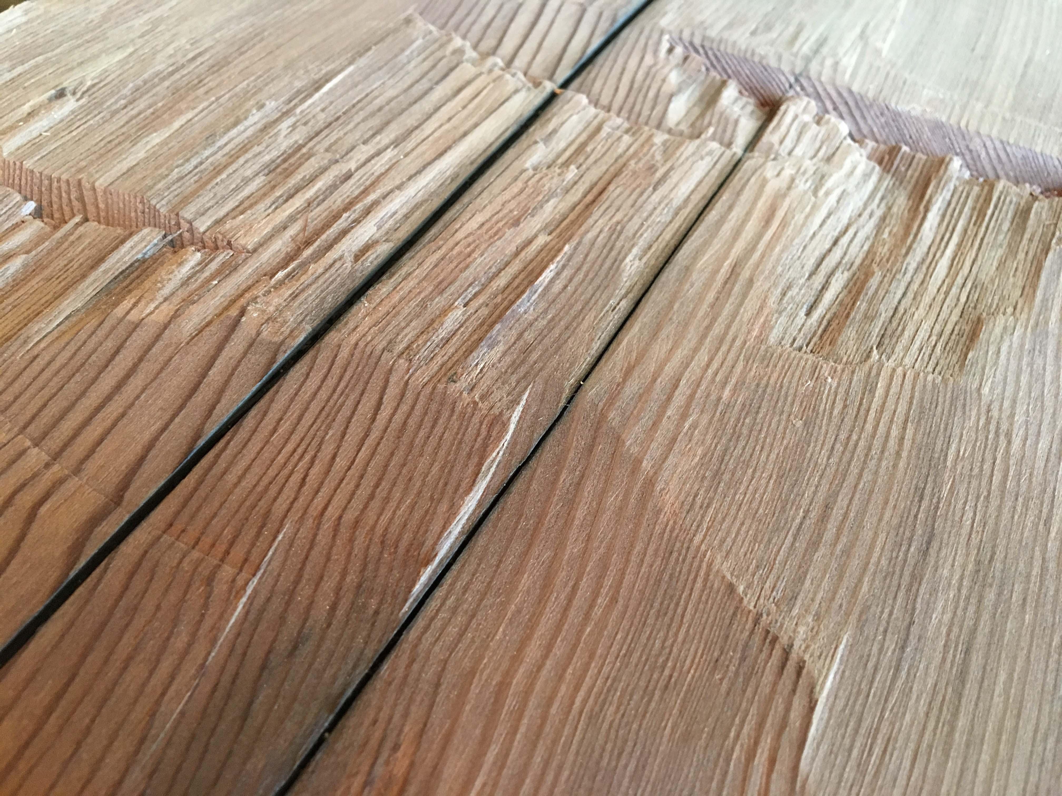 hewn redwood beams - Vintage Reclaimed Redwood