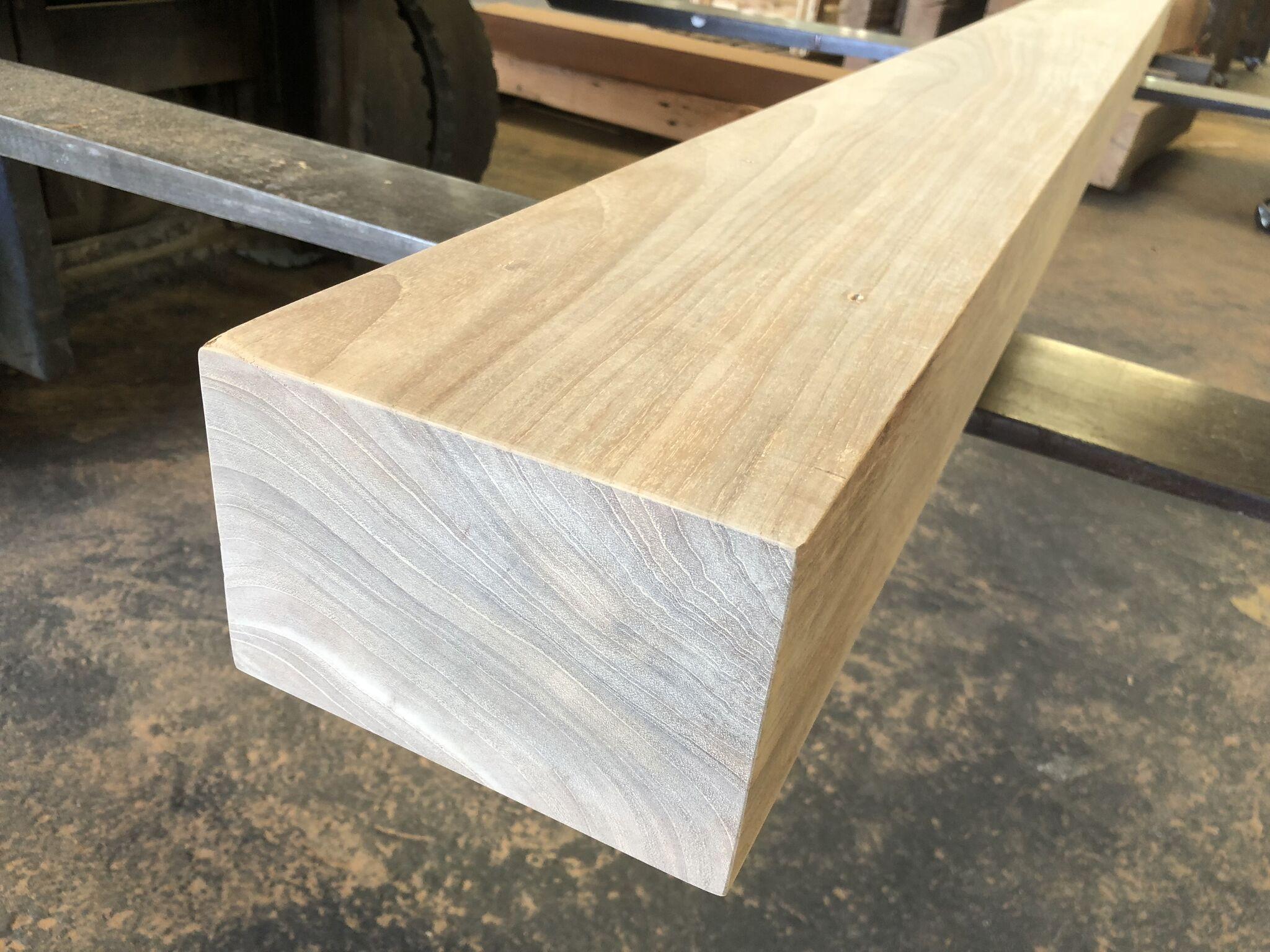 mantel01 - Reclaimed Teak Timbers
