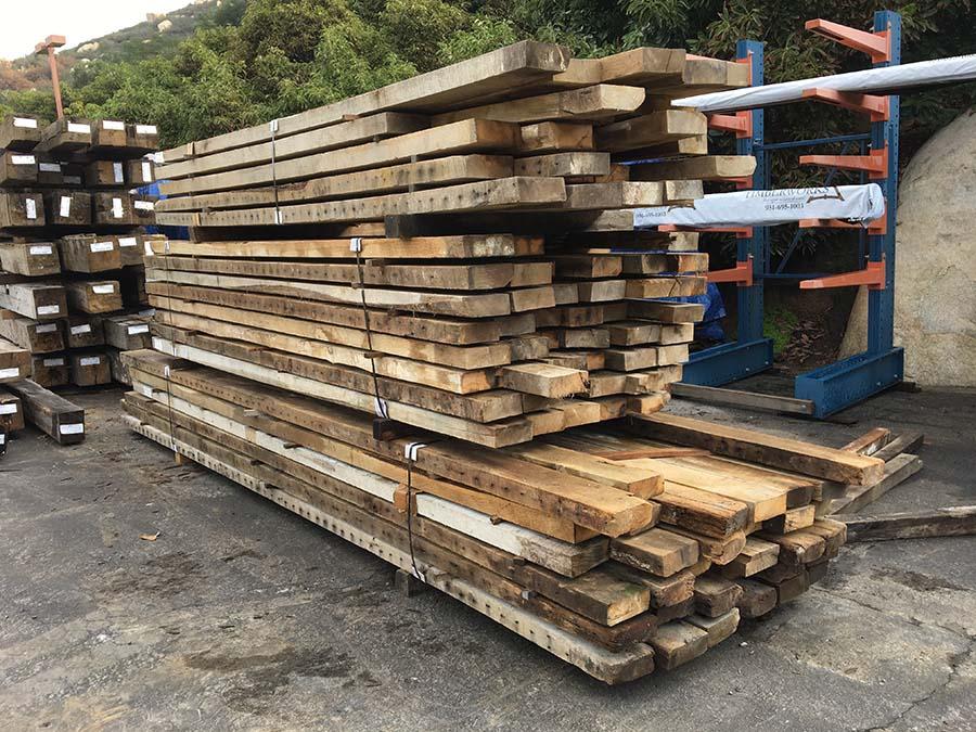 plank as is oak02 - Reclaimed Planking Barn Oak