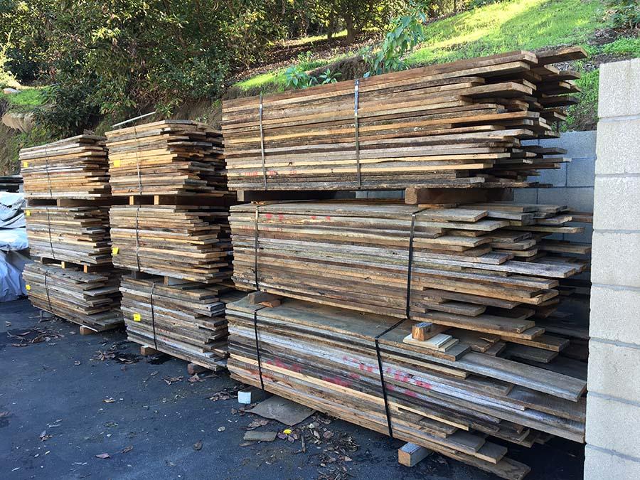 plank as is oak04 - Reclaimed Planking Barn Oak