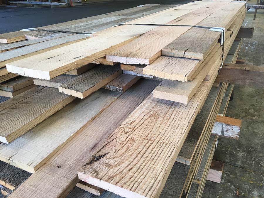resawn oak05 - Reclaimed Planking Barn Oak