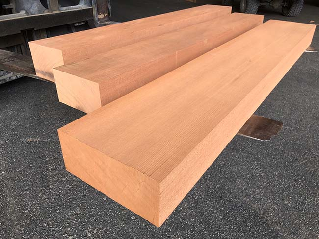 resawn redwood mantels05 - Reclaimed Mantel Redwood