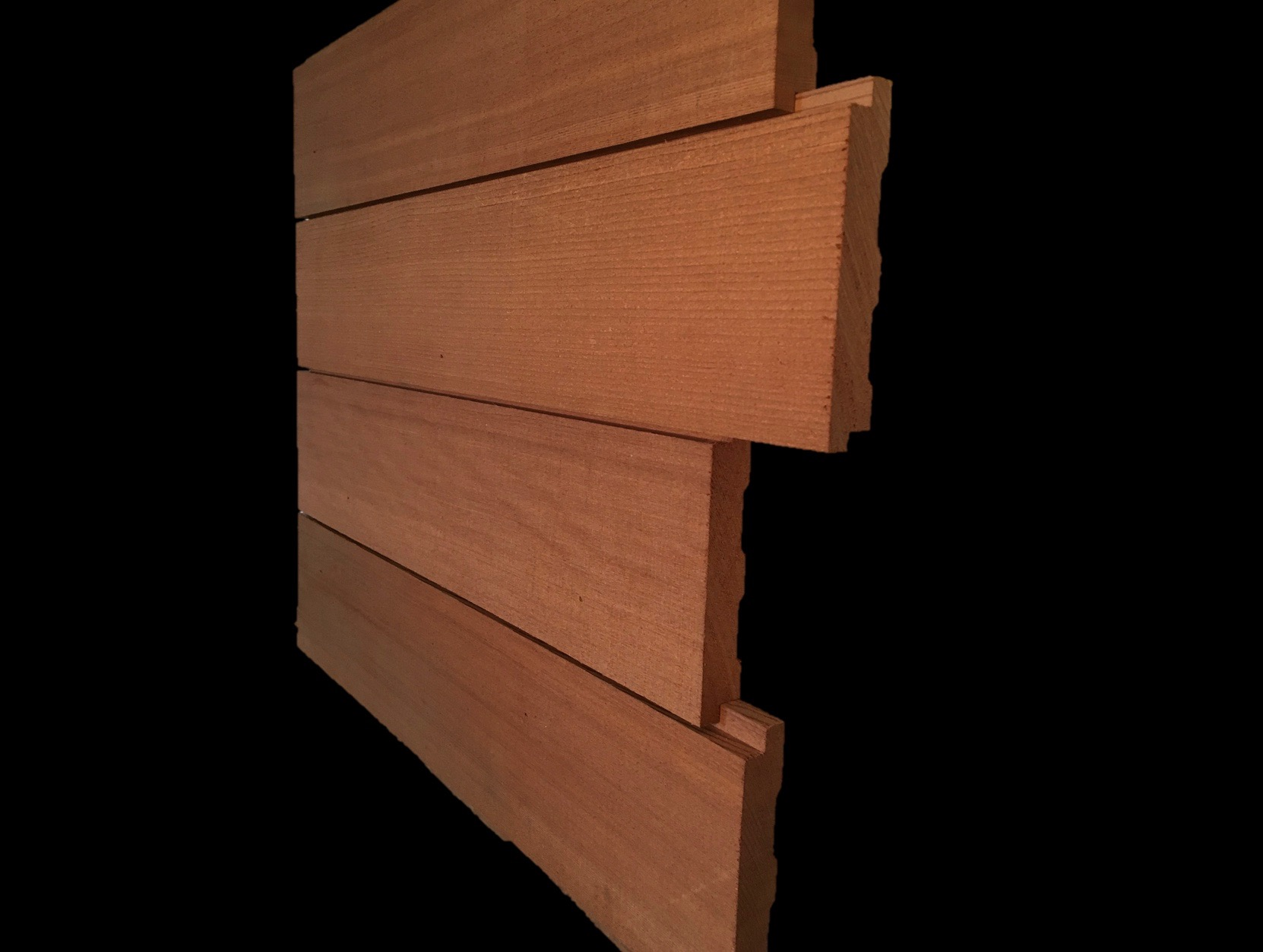 resawn redwood04 - Reclaimed Planking Redwood