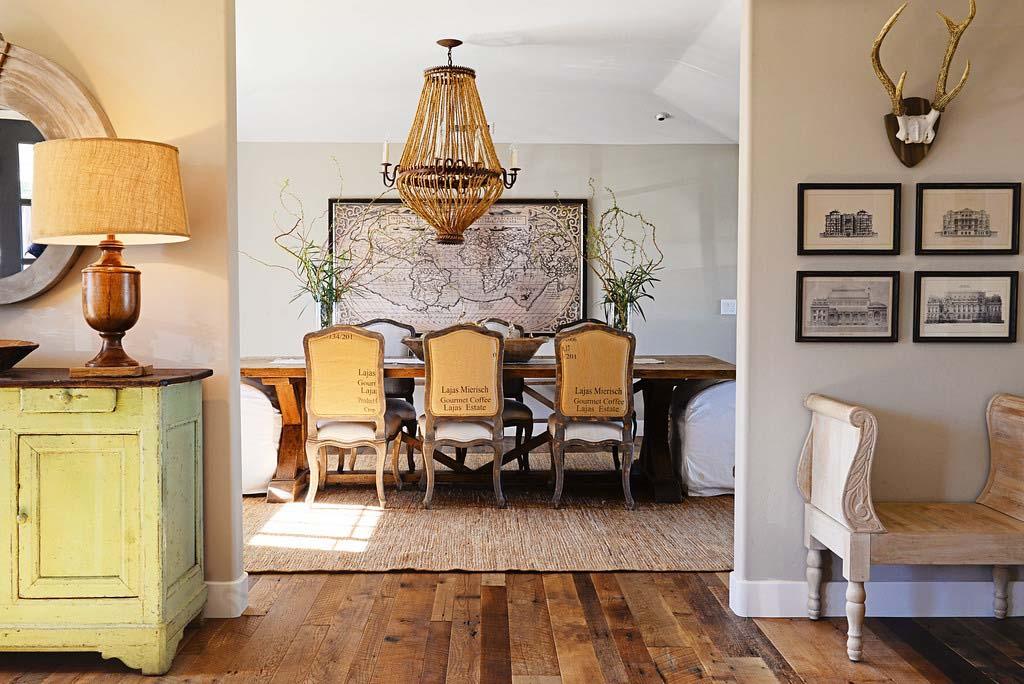 rustic oak flooring - Reclaimed Barn Oak