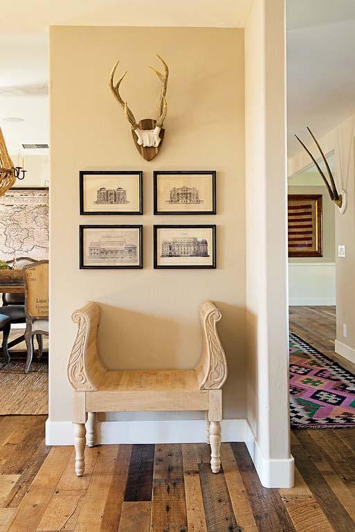 rustic oak flooring03 - Reclaimed Barn Oak