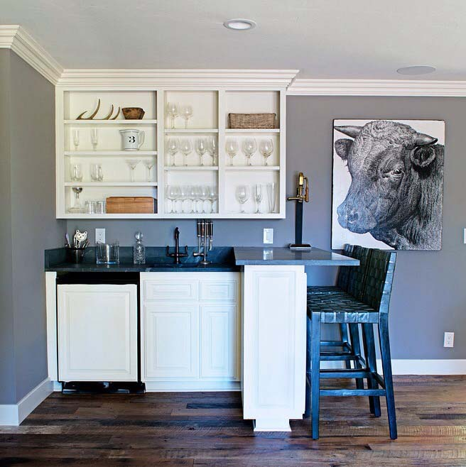 rustic oak flooring05 - Reclaimed Barn Oak