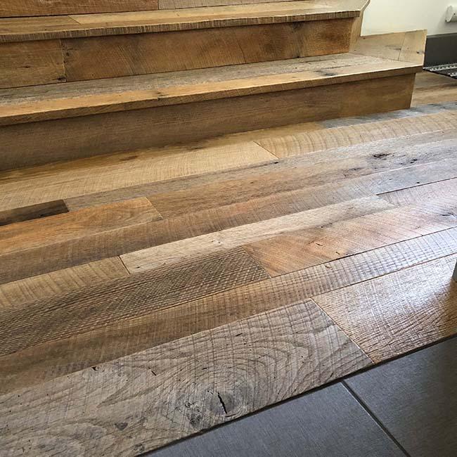 rustic oak flooring07 - Reclaimed Barn Oak