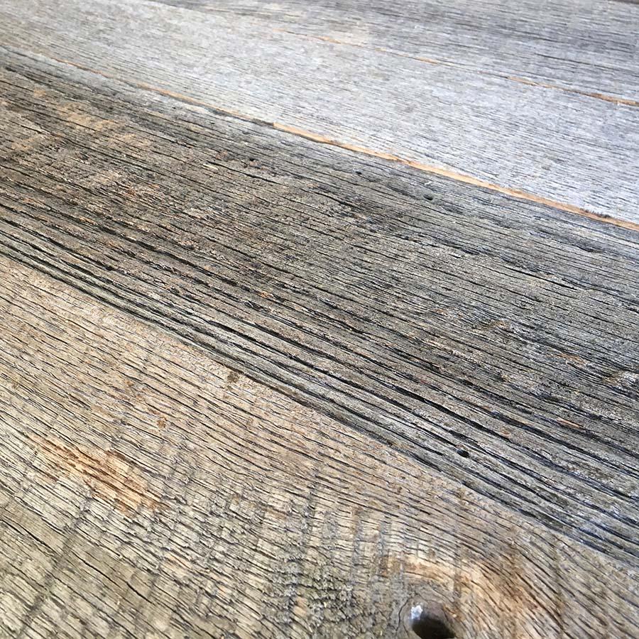 sanded gray oak09 - Reclaimed Planking Barn Oak
