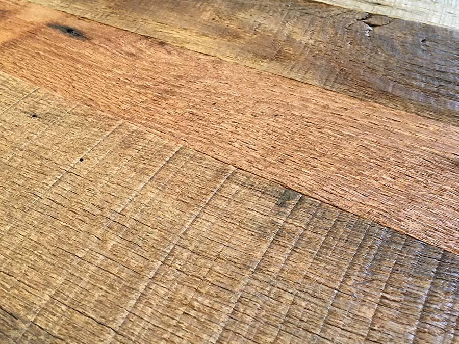 sanded plank oak15 - Reclaimed Planking Barn Oak