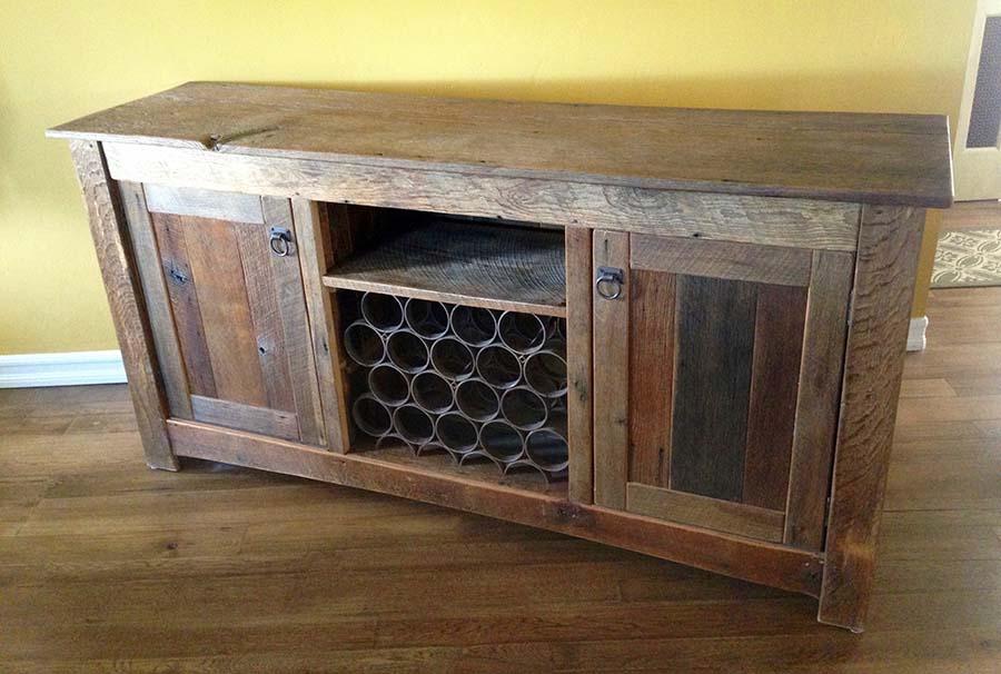 sanded plank oak16 - Reclaimed Planking Barn Oak