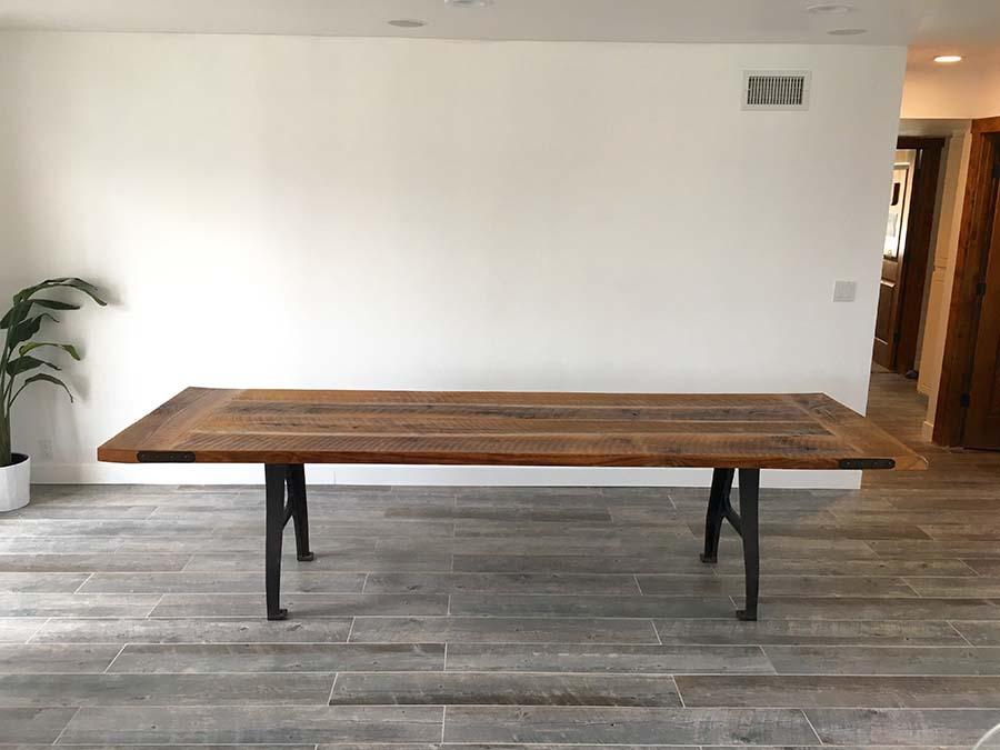 sanded plank oak17 - Reclaimed Planking Barn Oak