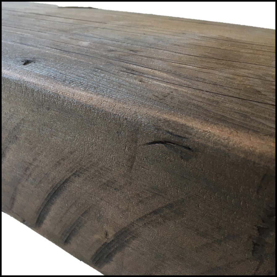 sanded redwood beams03 - Vintage Reclaimed Redwood