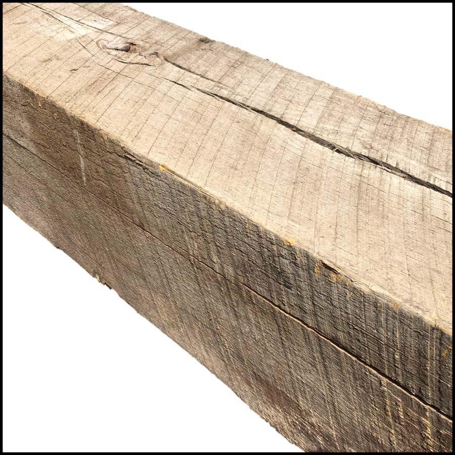 sawn hardwood beams13 - Reclaimed Hardwood Barn Timbers