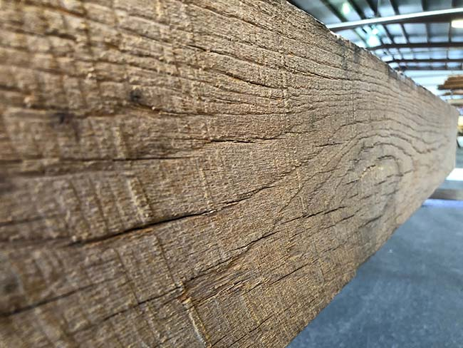 sawn hardwood mantels03 - Reclaimed Mantel Barn