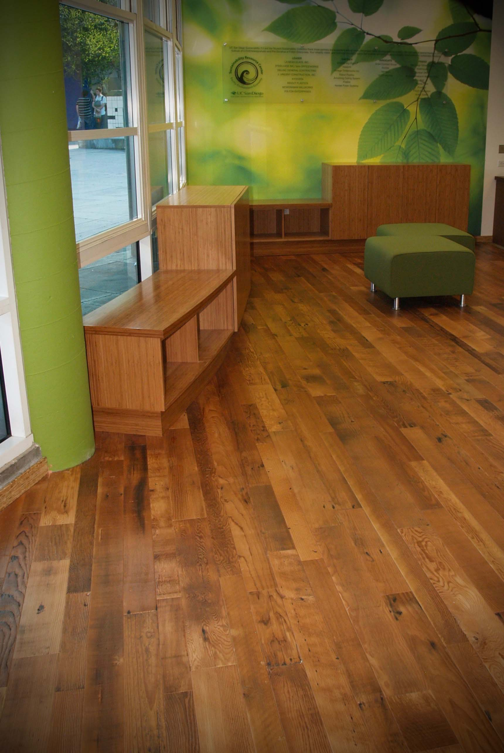 semi douglas flooring03 - Douglas Fir
