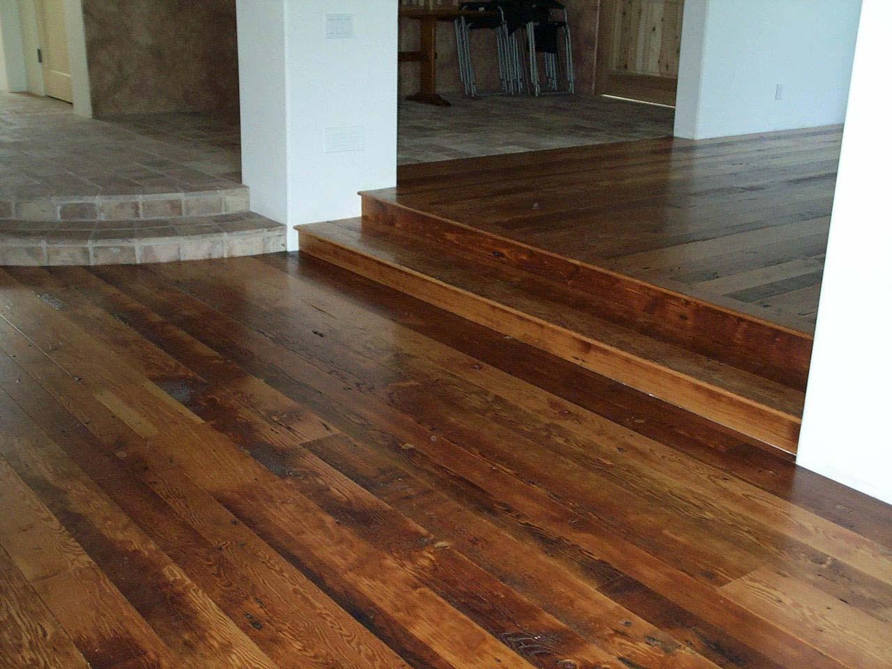 semi douglas flooring04 - Douglas Fir