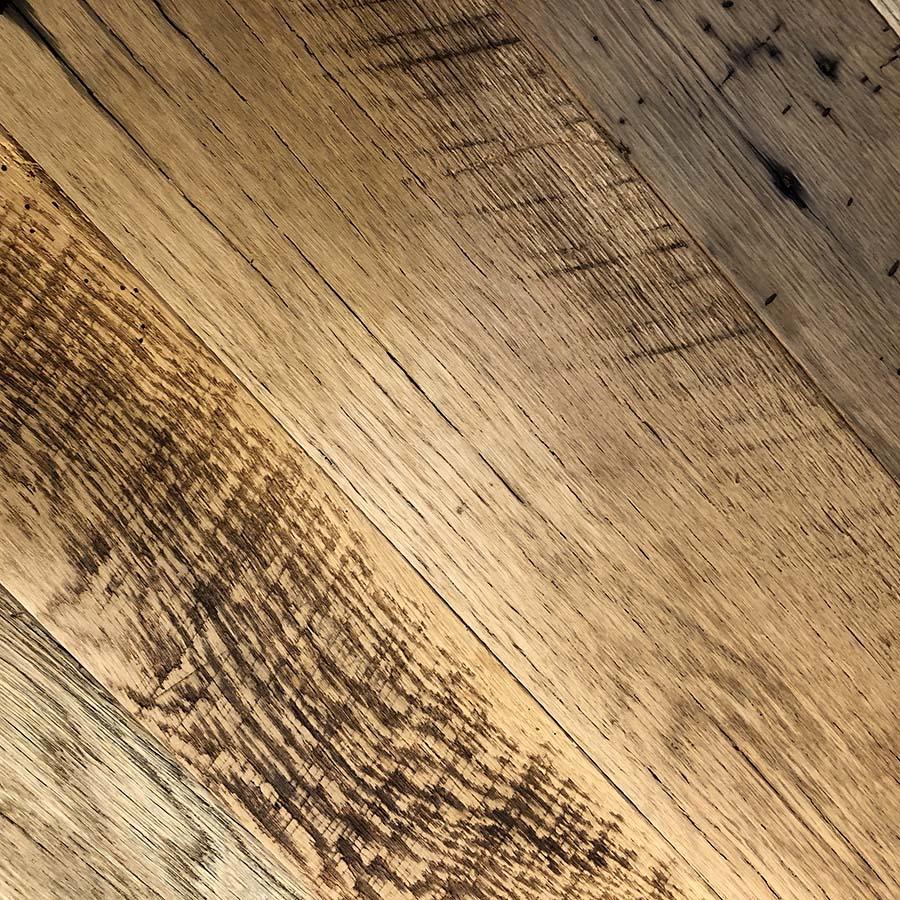 semi surfaced oak - Reclaimed Planking Barn Oak