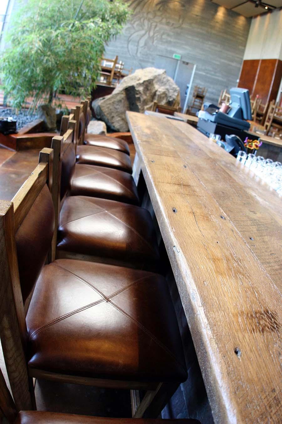 semi surfaced oak11 - Reclaimed Planking Barn Oak
