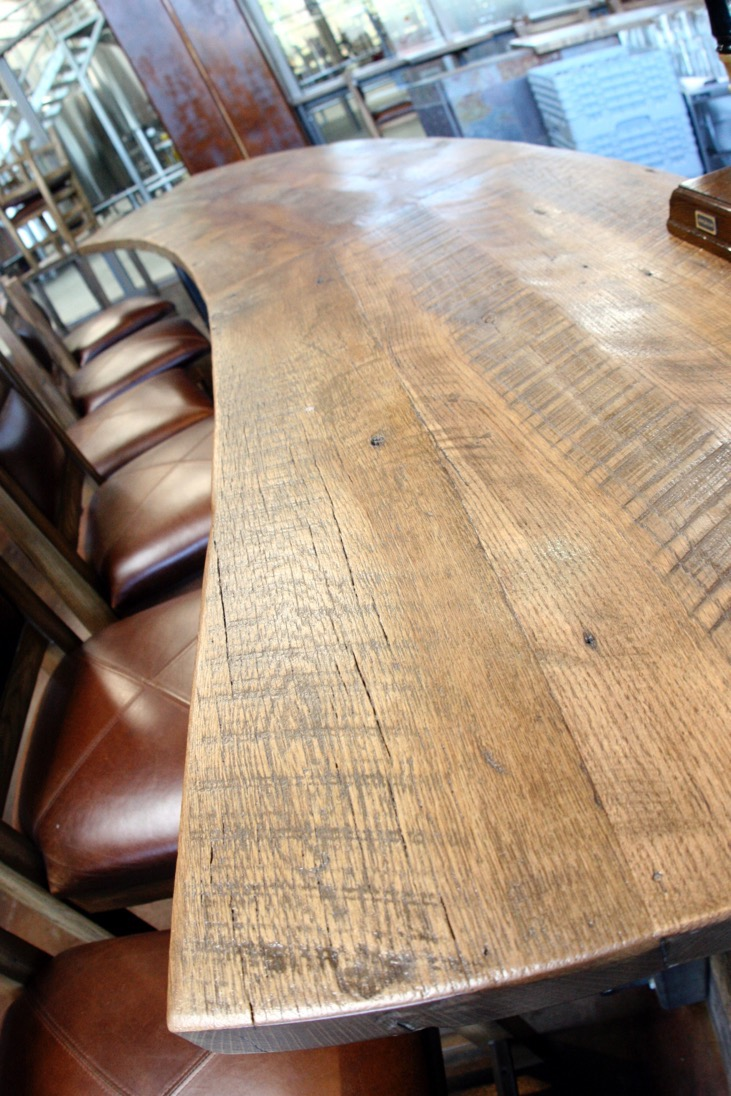 semi surfaced oak12 - Reclaimed Planking Barn Oak
