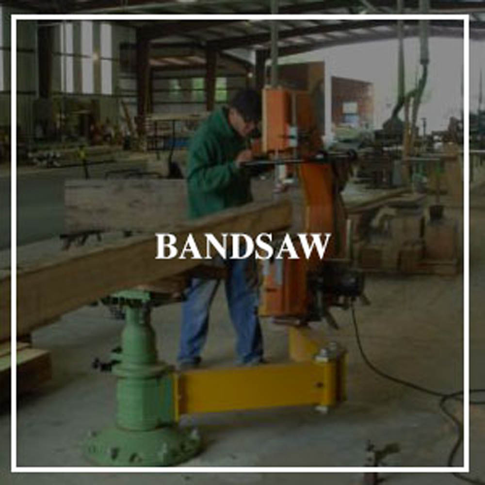 services bandsaw - Our Services