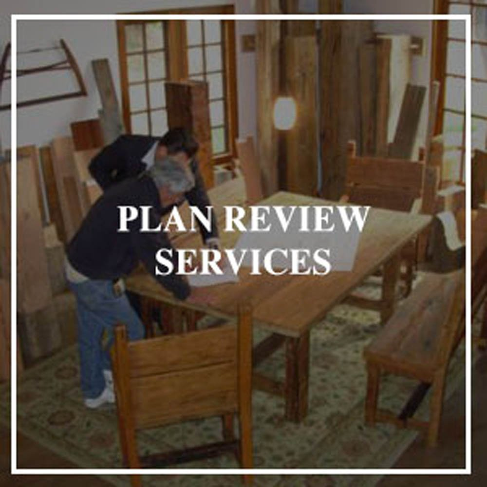 services planreviewservices - Our Services