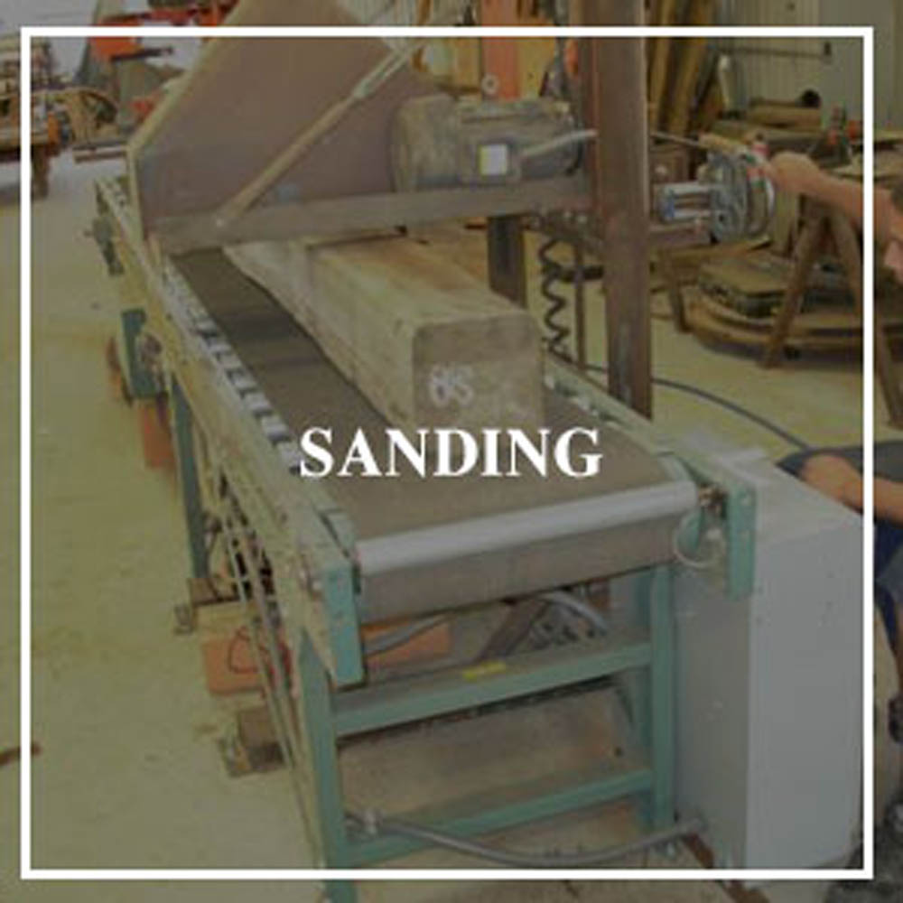 services sanding - Our Services
