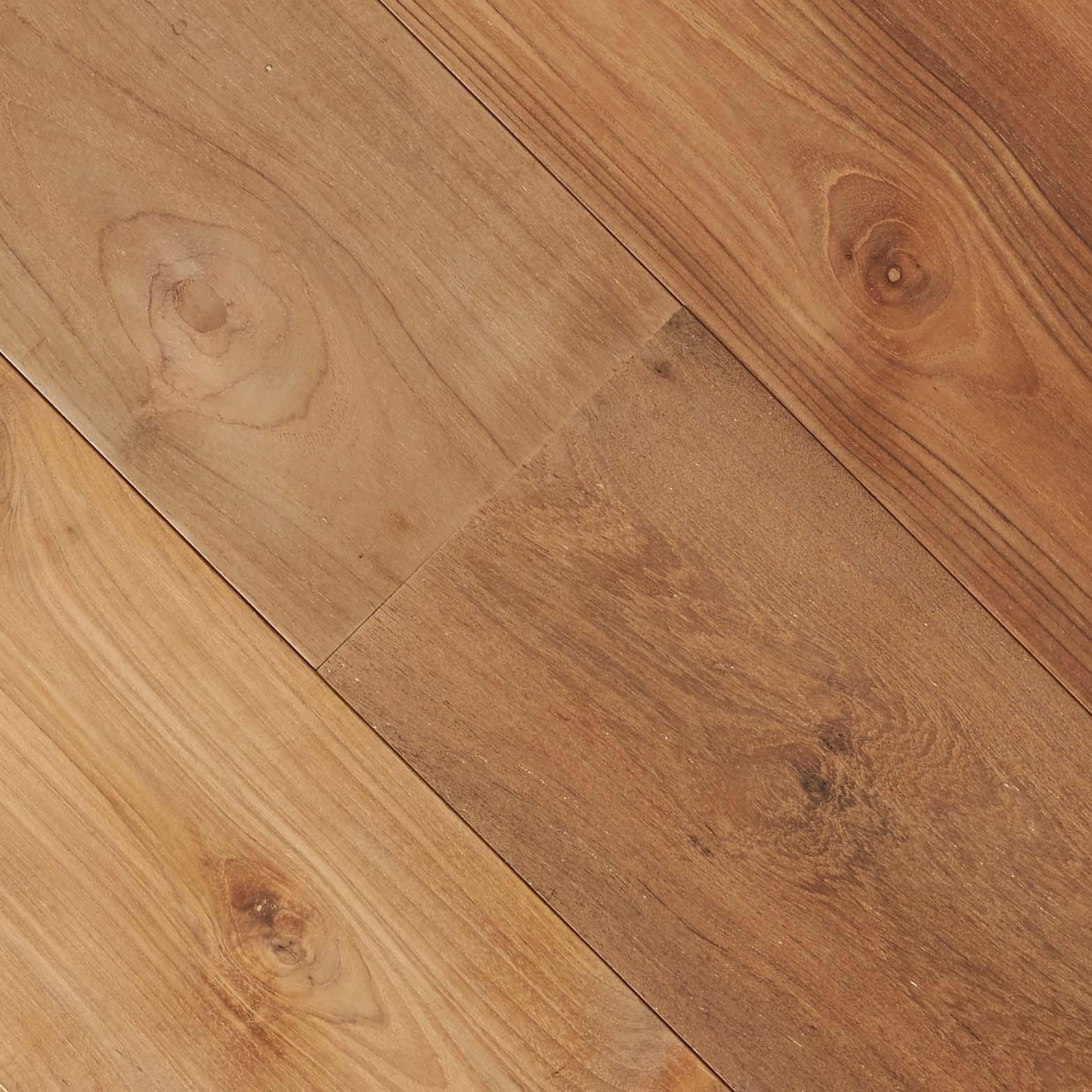 smooth tab - Reclaimed Teak Flooring