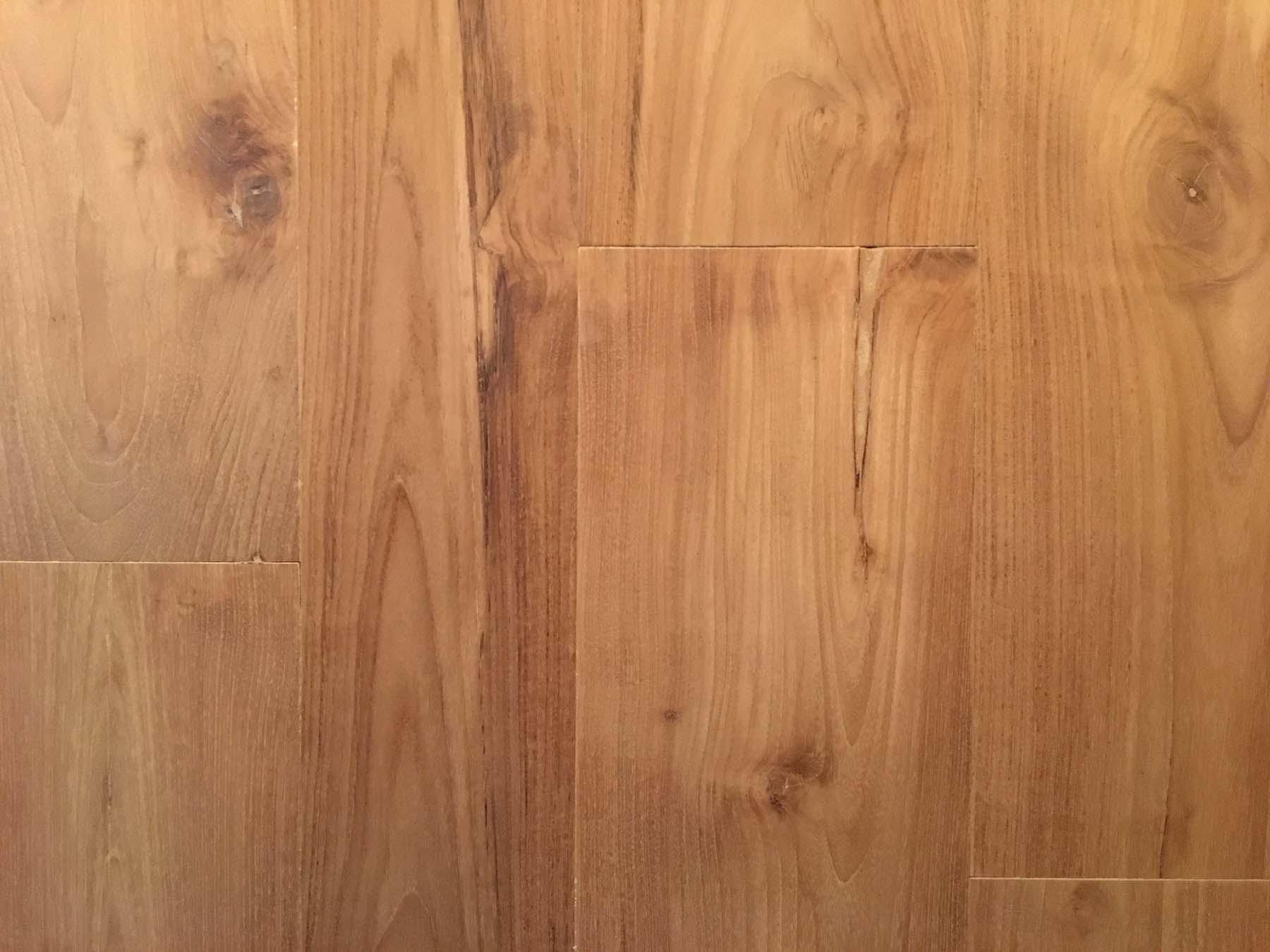 smooth teak - Reclaimed Teak Flooring