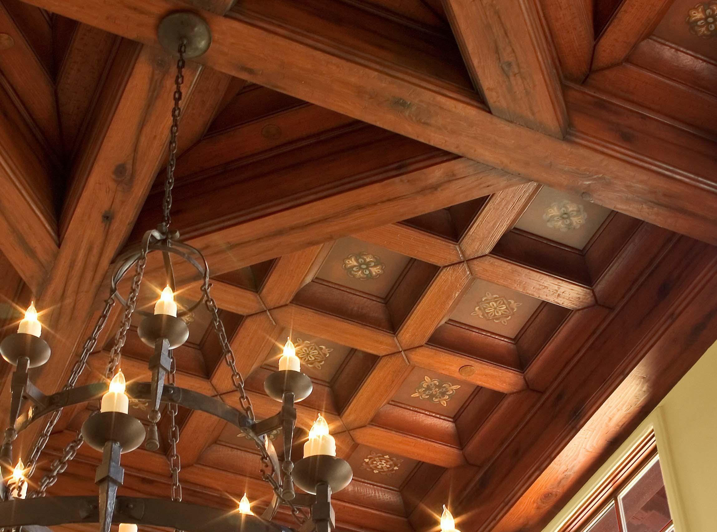 surfaced redwood beams - Vintage Reclaimed Redwood