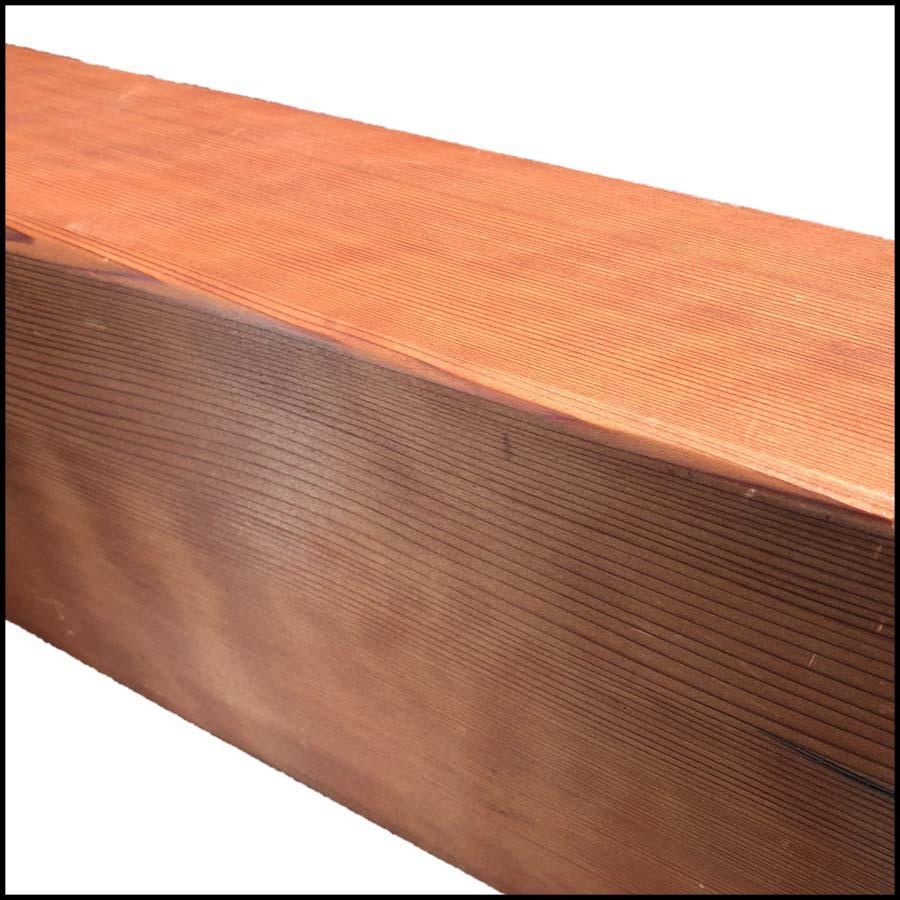 surfaced redwood beams03 - Vintage Reclaimed Redwood