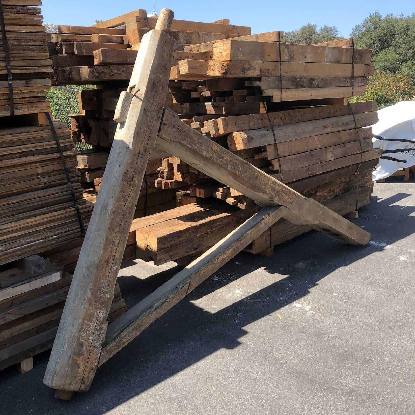 swing arm - Vintage Timberware